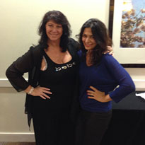 With speaker, author and marketer Kelly Fidel