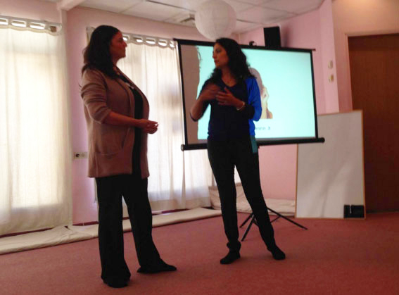 About Orion - Helping women shine