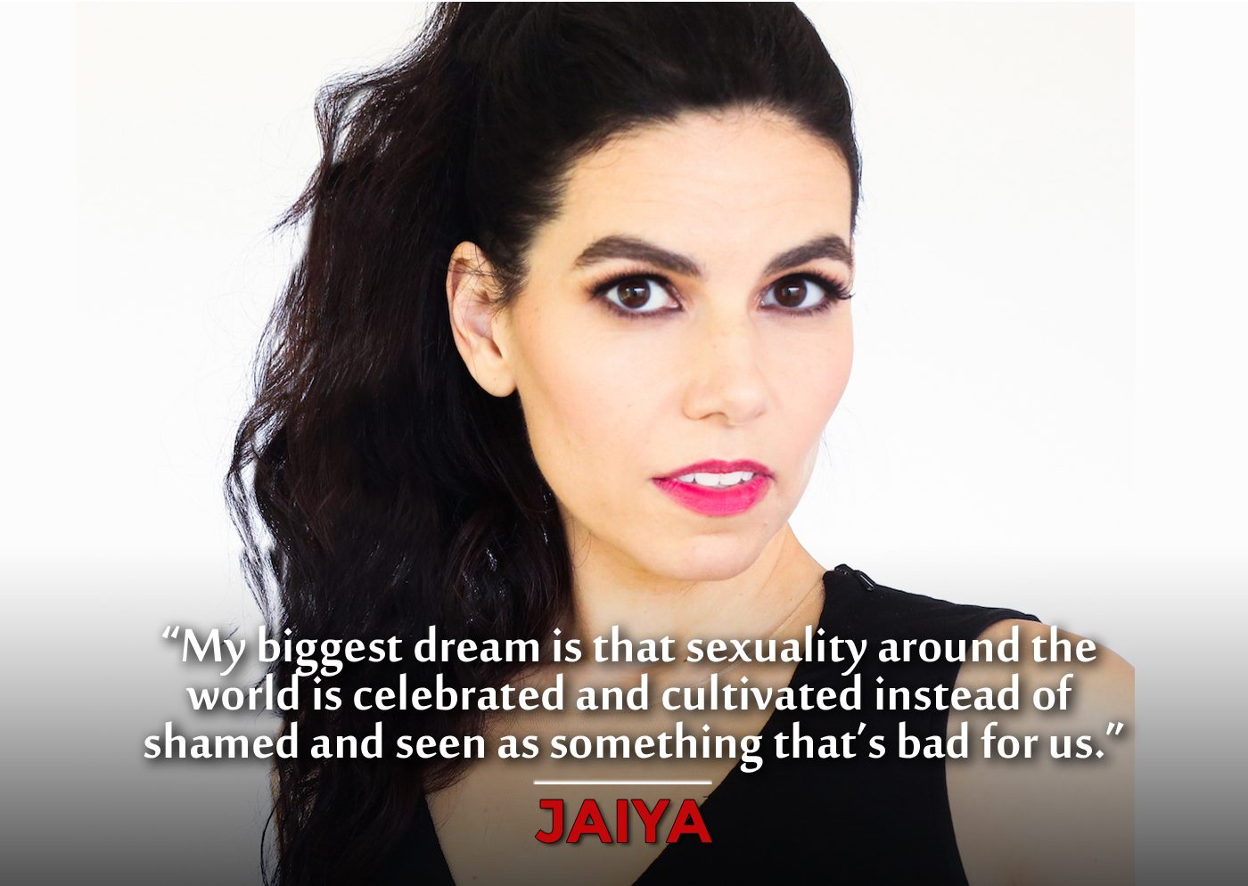 Ass Leaked Miss Jaiya naked photo 2017