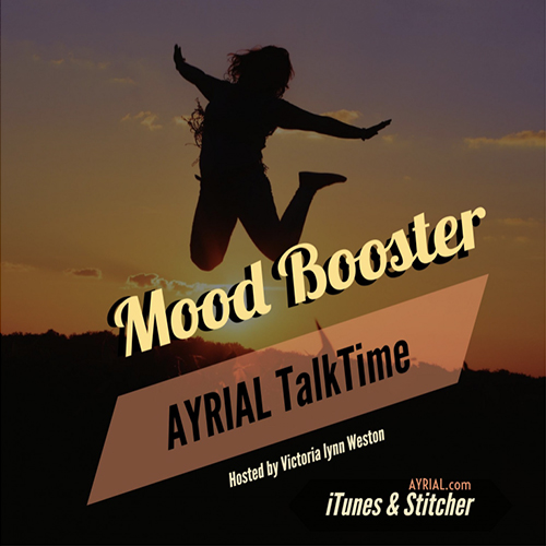 Ayrial Talktime with Victoria Lynn Weston Podcast