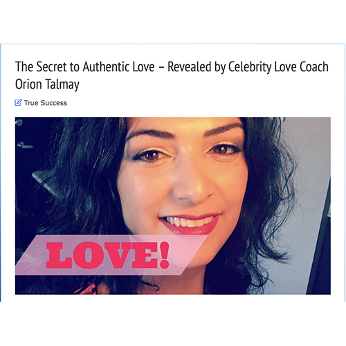 Believe - The Secret to Authentic Love