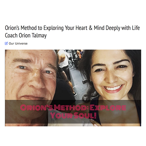 Believe- Orion's Method- explore your soul