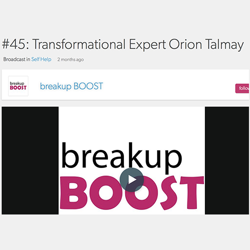 Breakup Boost Podcast