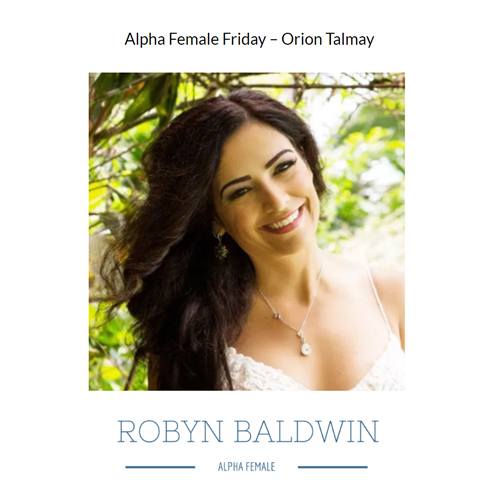 Robyn Baldwin Podcast