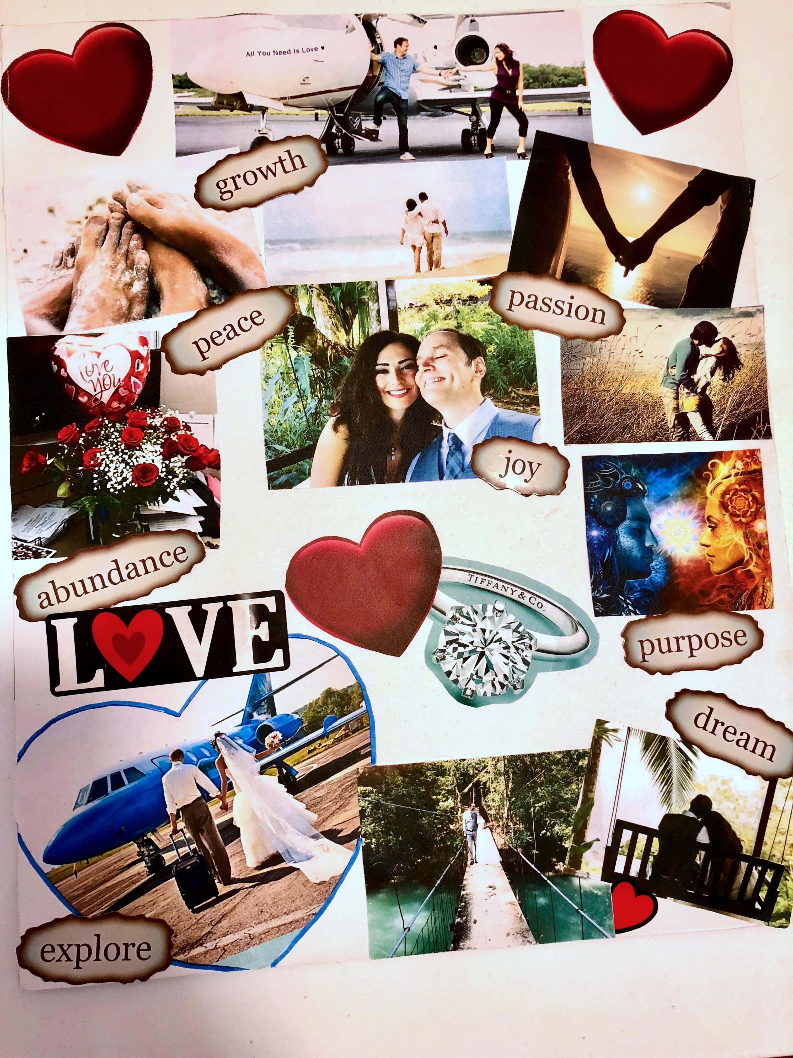 Vision Boards: Magically Manifest Your Dreams and Goals - Orion's Method